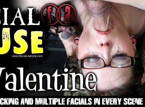 Dolly Valentine Face Fucked
